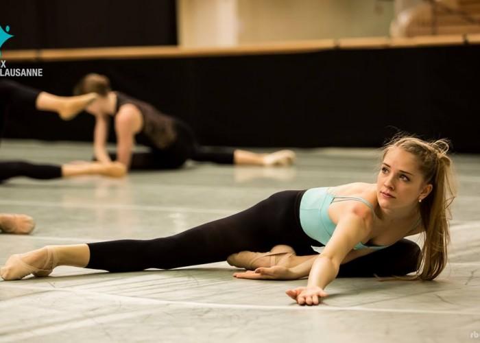 Verbőczi Noémi balett táncos