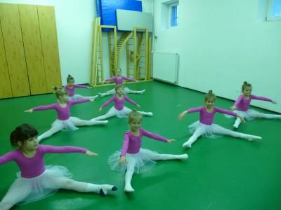 lazítás, a ciklámen balerináknál