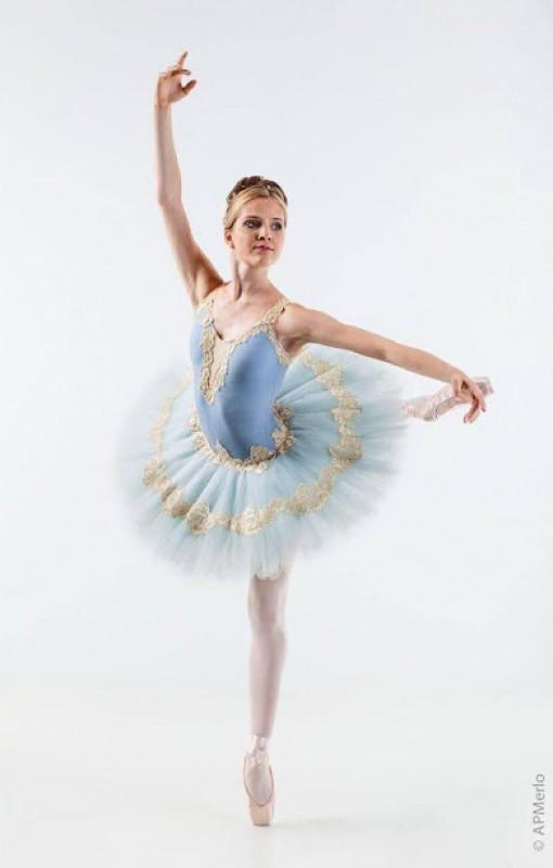 Verbőczi Noémi, balerina