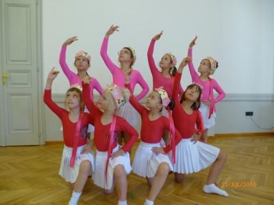 A lengyel tánc