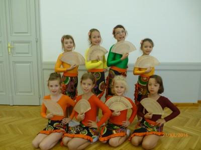 A Spanyol táncosok