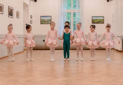 Pöttöm balett