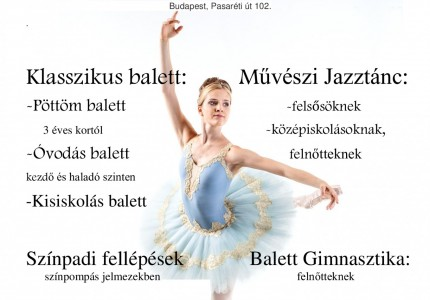 Szeptemberi táncórák, beiratkozás