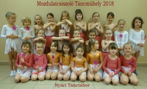 Nyári Tánc- és Kézműves Táborok FMK 2019